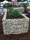 30+ Raised Garden Bed Ideas - Hative rock raised garden bed ideas