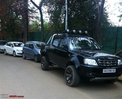 Tata Xenon Backgrounds by Pics Tastefully Modified Cars In India Page 45 Team Bhp