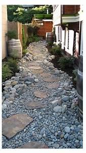 89 Best Dry River Bed Ideas    Xeroscaping Images On