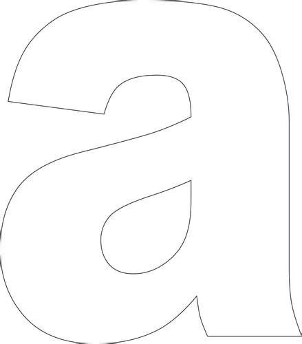 Printable Alphabet Letters Templates