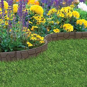 Lawn, Edging, 8, Ideas, To, Keep, Your, Borders, Neat