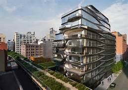 High Class Apartments In New York City by Zaha Hadid S First High Rise Apartment Building In NYC EXtravaganzi