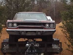 Purchase Used 1969 Road Runner Factory A12 440