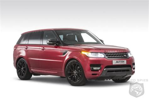 Sutton Launches Bespoke Range Rover Program In London