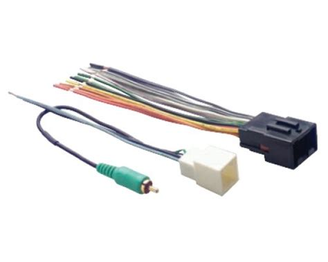 Metra Turbowires For Ford Amp Integrator Plug