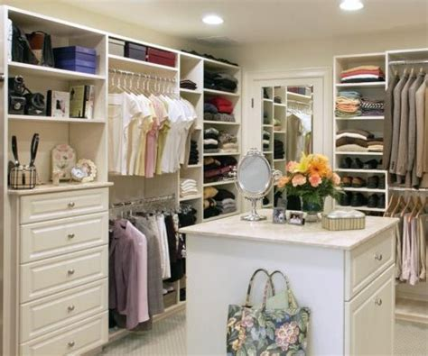luxury walk in closet with island www pixshark
