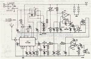 27mhz cb receiver circuit circuit wiring diagrams With circuit receiver