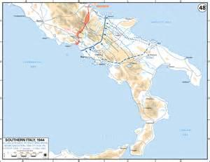 Anzio Italy Battle Map