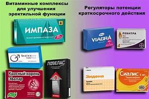 Какие лекарства для потенции не влияют на сердце