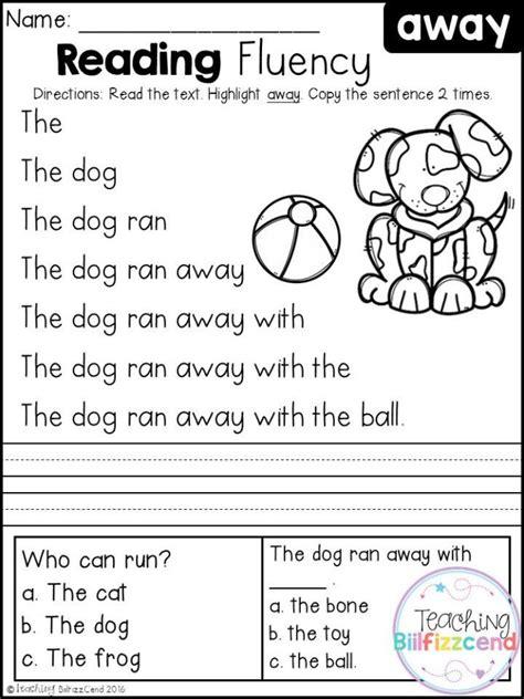 printable reading comprehension worksheets