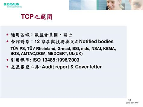 fda eir cover letter ppt 輸入醫療器材 qsd 申請須知與文件要求 施怡綾 台灣柏朗股份有限公司 2008 09 24