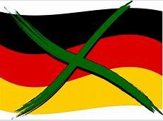 Endgültiges Verbot der DeutschlandFlagge, auch für