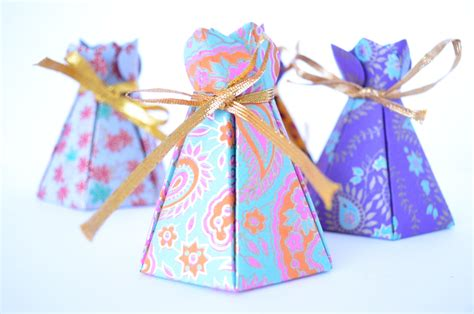 Set Of 4 Assorted Bloom Box Party Gift Box Set Wedding