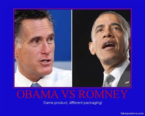 obama vs romney by trotsky17 on deviantart