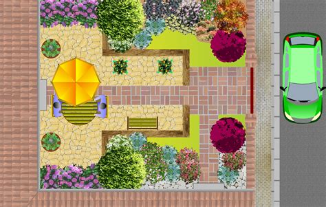 Exemple D Amenagement De Jardin Exemple Plan Jardin Mod 233 Le D Am 233 Nagement Paysag 233 Page