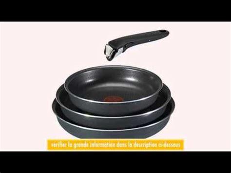 batterie cuisine tefal ingenio tefal l0289602 ingenio basic 4 batterie de cuisine lot de