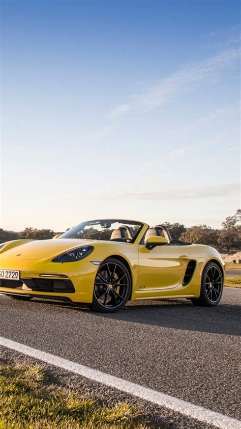 Wallpaper Porsche Boxster Gts Cars