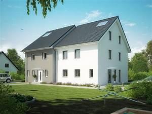 Wieviel Farbe Pro Qm Wohnfläche : doppelhaus progeneration 194 doppelhaus von prohaus energieeffizientes fertighaus mit mehr ~ Orissabook.com Haus und Dekorationen