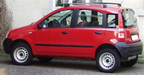 Datei Fiat Panda 4x4 Neu Jpg