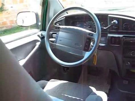 Ford Aerostar Minivans 1994 - YouTube