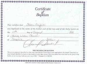 in blog comments 0 email this tags water baptism With free water baptism certificate template