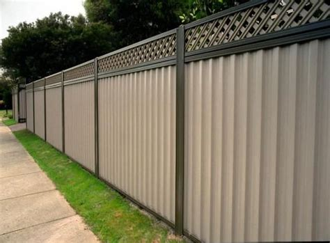 2018 How Much Does Colorbond Fencing Cost?  Cost Guide