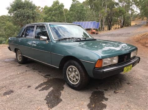 Peugeot 604 For Sale by Peugeot 604 V6 Manual With Air Conditioning For Sale