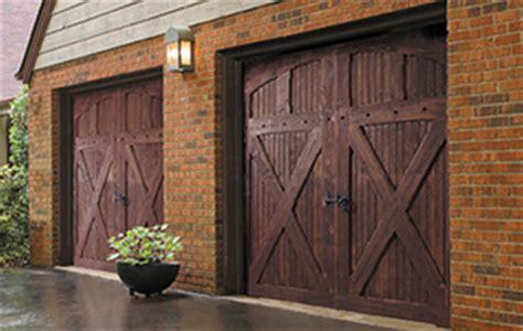 refinish  wood garage door dallas fort worth tx
