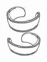 Coloring Bracelet Ausmalbilder Armband Printable Bright Choose Colors Ausdrucken Malvorlagen Kostenlos Zum sketch template