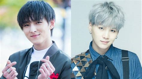 Sf9's Zuho Mentioned Bts Suga As His Idol