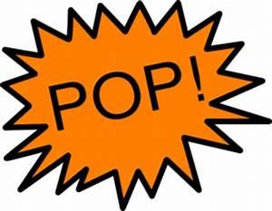 When in Britain...: POP - universal word