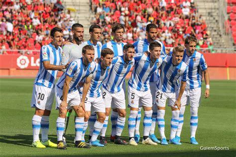 cronica  division rcd mallorca   real sociedad de futbol primera division futbolbaleares