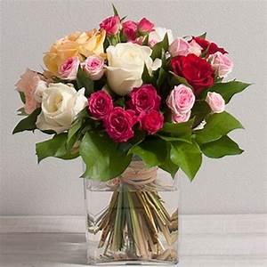 Bouquet De Fleurs Interflora : les bouquets nouvelle collection interflorawikifleurs votre fleuriste en ligne wikifleurs ~ Melissatoandfro.com Idées de Décoration