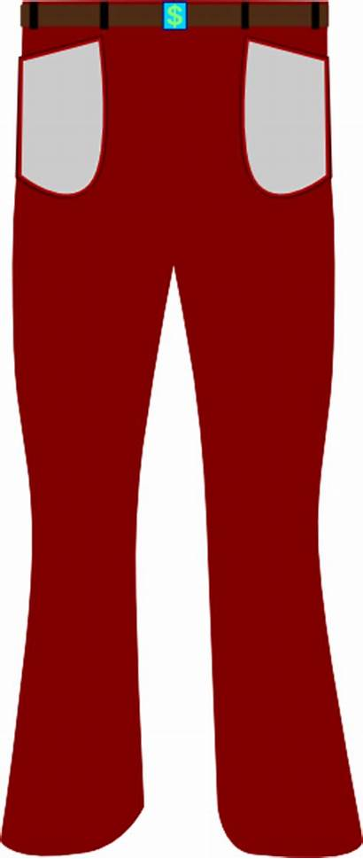 Pants Clipart Trousers Clip Clipground Clker Cliparts