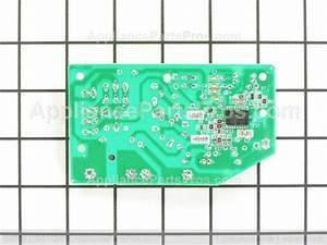 Ge Wr55x21623 Control Defrost Module