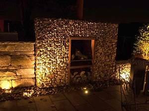led strahler garten galabau mahler gartenbeleuchtung With französischer balkon mit strahler garten led