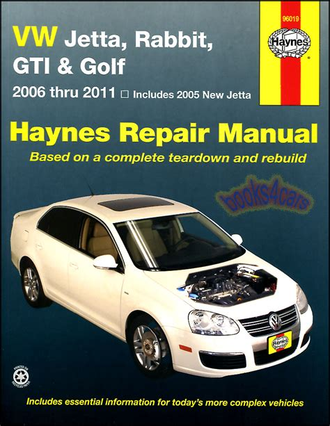 free download parts manuals 2006 volkswagen gti electronic toll collection vw jetta gti golf rabbit shop manual service repair book
