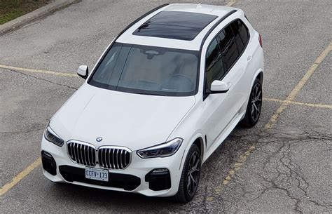 The x5 made its debut in 1999 as the e53 model. 2019 BMW X5 xDrive 40i - AutoAndRoad.com