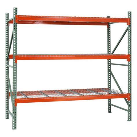 edsal             shelf steel pallet