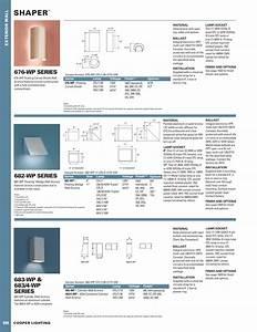 Cooper Lighting Shaper 676 Wp Series Users Manual