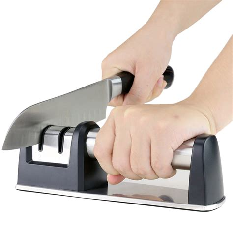 knife kitchen sharpeners sharpener sharpen tools cooking enjoyable blade manual should purchasing before important factors consideration take type into janeskitchenmiracles