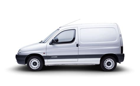 Citroën Berlingo 1го поколения  виртуальный музей