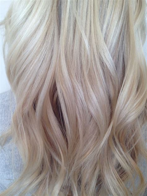 long layer soft   haircut seamless layering blonde