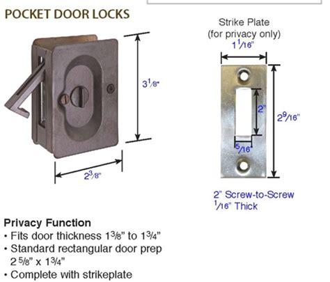 emtek pocket door hardware emtek 2102 privacy pocket door hardware