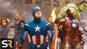 10 Times The Avengers Fought OTHER Superhero Teams - YouTube