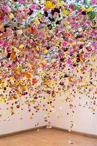 Rebecca Louise Law's Spectacular Floral Installations