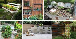 15 crafty small garden ideas and solutions for saving