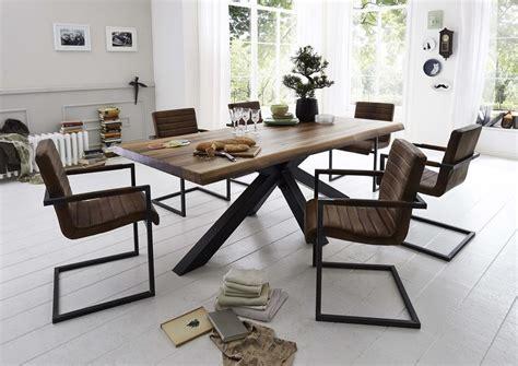 Acheter Votre Table Plateau Chêne Massif Pieds Métal