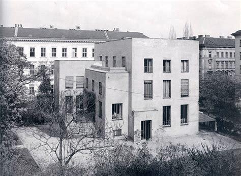 Haus Wittgenstein Fachada Sur De La Casa En Su Estado