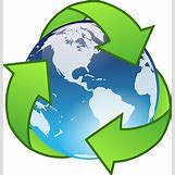 Green Recycling Symbol | 615 x 640 png 221kB
